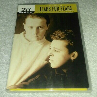 £8.72 • Buy 20th Century Masters - The Best Of Tears For Fears: The DVD Collection (DVD)