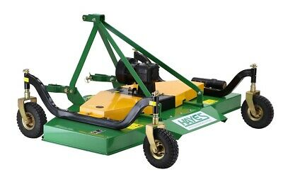 AU2409 • Buy Hayes Pto Tractor Finishing Mower 5ft - 3 Point Linkage