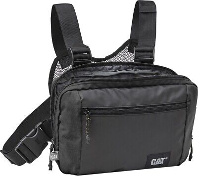 £36.99 • Buy CAT CATERPILLAR Miami 83985-01 City Casual Travel Harness Chest Bag 2 L New