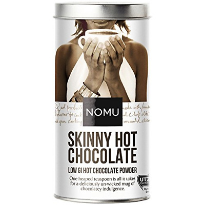 £9.99 • Buy NOMU Skinny Hot Chocolate | Instant Diabetic-Friendly, Low Calorie Hot Chocolate