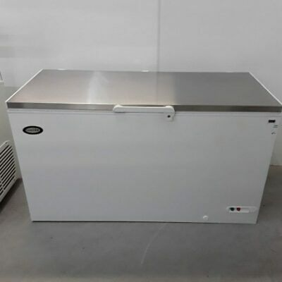 £594 • Buy Commercial Chest Freezer Deep Freeze Stainless Foster FCF505