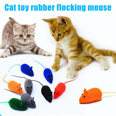 AU8.99 • Buy Pet Cat Puppy Toy Wireless Control Electronic Rat Mouse Mice Toys