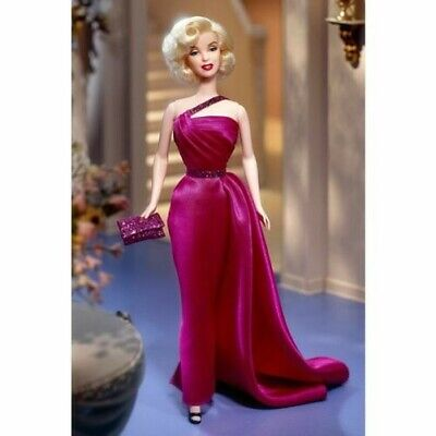 £57.62 • Buy Barbie As Marilyn How To Marry A Millionaire Collector Doll