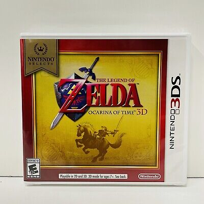 AU40.34 • Buy The Legend Of Zelda: Ocarina Of Time 3D (3DS, 2011) MINT COLLECTIBLE, GRADE??