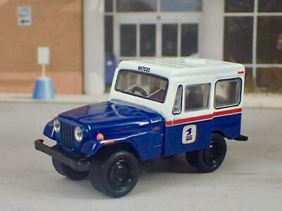 $20.99 • Buy USPS Mail Delivery Vehicle 1971 Jeep DJ-5 1/64 Scale Limited Edition M