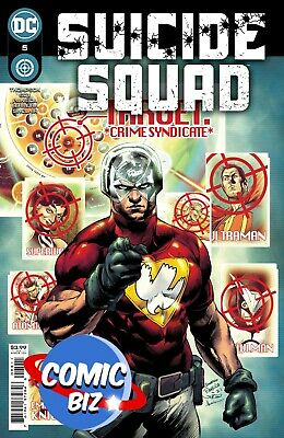 £3.65 • Buy Suicide Squad #5 (2021) 1st Printing Pansica Main Cover Dc Comics