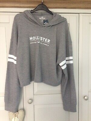 AU29.90 • Buy Hollister Hooded Print Graphic Tee Size L