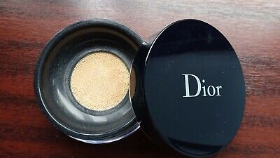 £23 • Buy Diorskin Forever & Ever Control Invisible Loose Powder 001