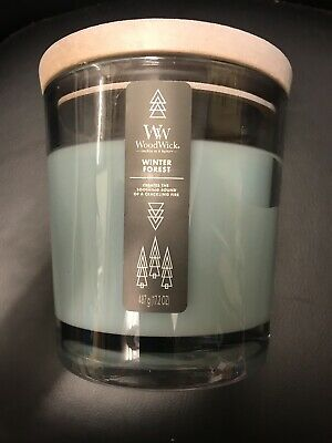 £19.90 • Buy WoodWick Winter Forest Tumbler Candle | Large (487g) | WoodWick By Yankee Candle