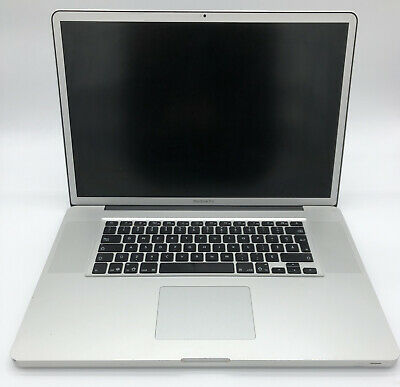 $182.18 • Buy Apple MacBook Pro A1297 17  Early-2011 I7-2820QM 8GB NO HDD !Parts Read! PMG414