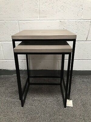 £250 • Buy Cox And Cox Havana Nesting Tables, RRP395 - Can Deliver