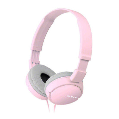 £9.99 • Buy Sony MDR-ZX110 Stereo / Monitor Over-Head Headphones  In Pink