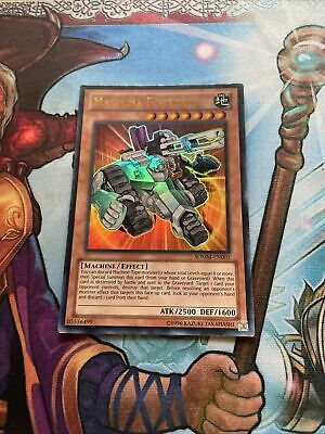 $3.99 • Buy Yugioh! Machina Fortress SDMM Ultra Rare Unlimited VLP