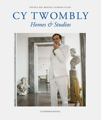 £30.25 • Buy Cy Twombly - Homes & Studios