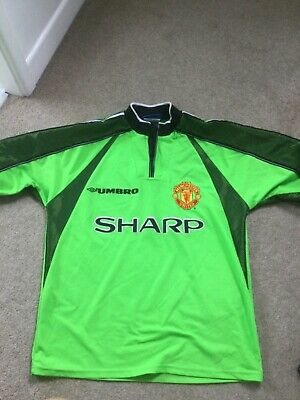£50 • Buy Manchester United Vintage Peter Schmeichel  Youth Shirt