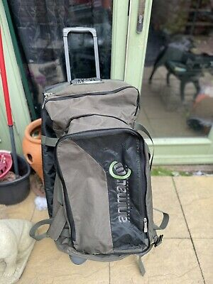 £79 • Buy Large Animal Multi Pocket Trolley SuitCase, Good Used Condition