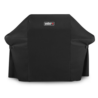$ CDN112.50 • Buy Weber 7135 Premium Grill Cover For Genesis II And LX 400 Series - Black