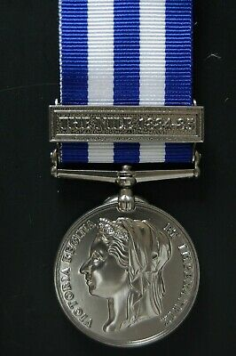 £25 • Buy  Silver Egypt Medal Clasp  The Nile 1884-85