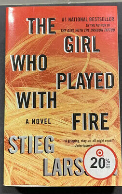 $4.99 • Buy Millennium Series: The Girl Who Played With Fire By Stieg Larsson 1st Edition