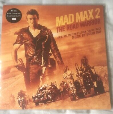£14.99 • Buy MAD MAX 2 The Road Warrior OST BRIAN MAY 2019 RSD Ltd Ed 0466 Of 1000 As New