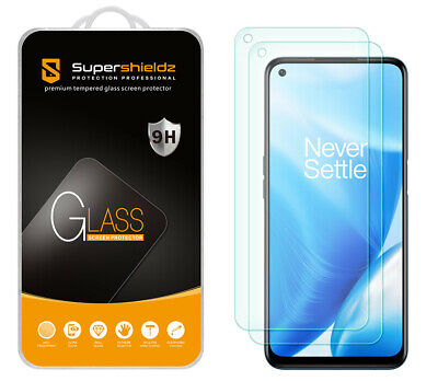 AU10.67 • Buy [2-Pack] Supershieldz Tempered Glass Screen Protector For OnePlus Nord N200 5G