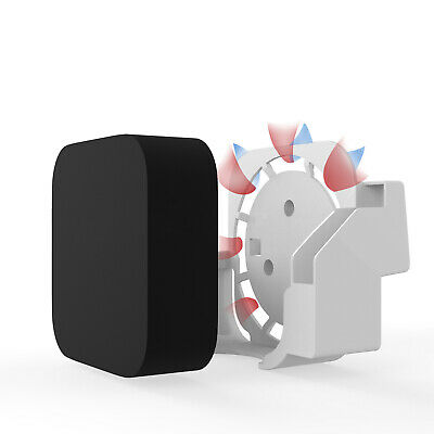 AU20.16 • Buy Durable Bracket Set-Top Box Mount Black/White Stand For 2021 Apple TV6 Accessory