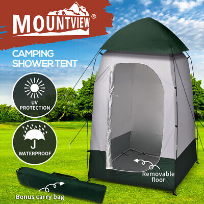 AU55.99 • Buy Mountview Camping Shower Tent Toilet Tents Outdoor Portable Change Room Ensuite