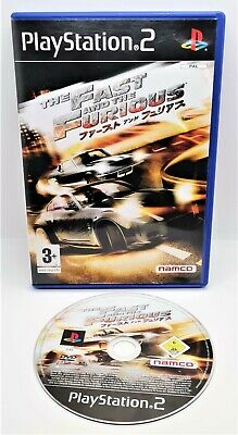 £7.99 • Buy The Fast And The Furious Video Game For Sony PlayStation PS2 PAL TESTED