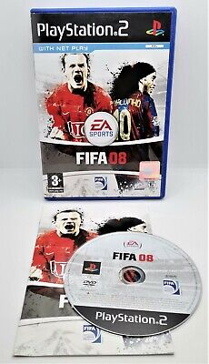 £3.99 • Buy FIFA 08 Video Game For Sony PlayStation PS2 PAL TESTED