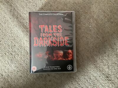 £22 • Buy Tales From The Darkside - Complete Collection (DVD, 2013, 16-Disc Set)