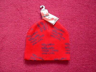 £3 • Buy England Football Supporters Hat/beanie 3 Lions BNWT