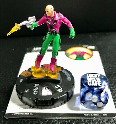 £40 • Buy DC Heroclix Justice League Unlimited 066 Lex Luthor Chase
