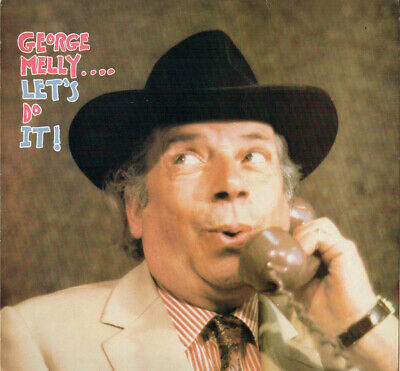 £6.72 • Buy George Melly With John Chilton And The Feetwarmers* - Let's Do It!
