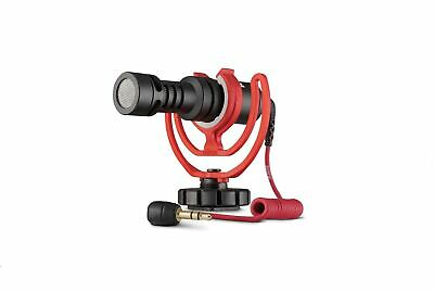 £56.63 • Buy Rode VideoMicro Compact On-Camera Microphone With Rycote Lyre Shock Mount New