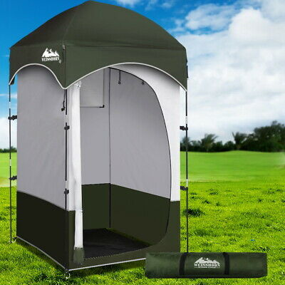 AU48.50 • Buy Weisshorn Shower Tent Outdoor Camping Portable Changing Room Toilet Ensuite