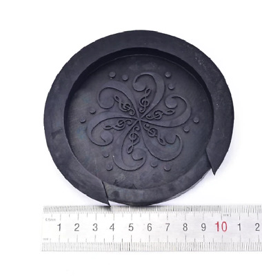 £4.99 • Buy Acoustic Guitar Sound Hole Cover Feedback Buster Black