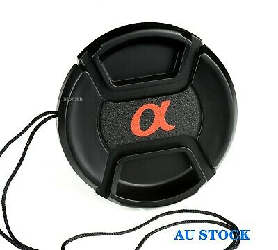 AU6.65 • Buy Sony Alpha Lens Cap 55mm, For Replacement.