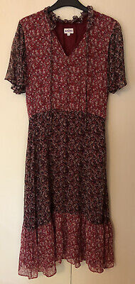 £82 • Buy Brora Silk Dress. Size 10. Used. Really Lovely Condition.