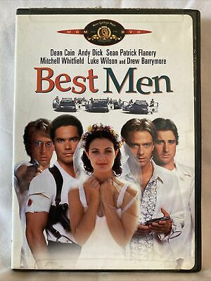 £4.36 • Buy Best Men DVD Dean Cain Andy Dick Sean Patrick Flanery Mitchell Whitfield