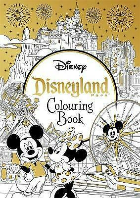 £3.99 • Buy Disneyland Parks Colouring Book By Igloo Books (Paperback, 2021)