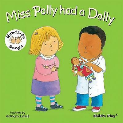 £4.98 • Buy Miss Polly Had A Dolly: BSL (British Sign Language) (Board Book, 2008)