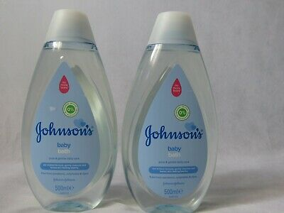 £5 • Buy Johnson's Baby Bath Pure And Gentle Daily Care 500ml, Leaves Skin Feeling Health