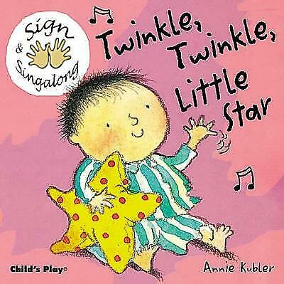 £4.64 • Buy Twinkle, Twinkle, Little Star: BSL (British Sign Language) (Board Book, 2004)