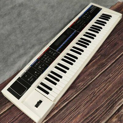 AU888.78 • Buy (Used) ROLAND JUNO-Di White Mobile Synthesizer Electronic Piano Keyboard