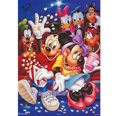 £7.99 • Buy 5D Diamond Painting Full Drill Cross Stitch Mickey Mouse Embroidery Decoration