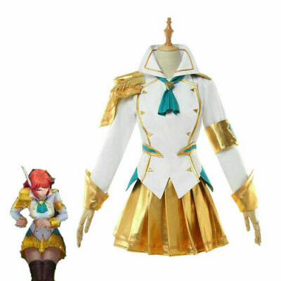 $ CDN95.04 • Buy LOL Battle Academia Lux Prestige Cosplay Costume Game Outfit Full Set