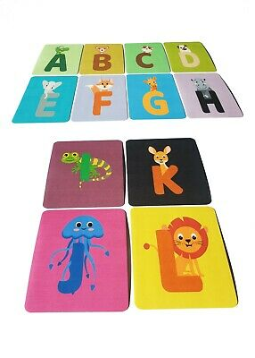 £4.10 • Buy Alphabet Letters Laminated Flash Cards Pack Of 26  Home Learning EYFS SEN Child