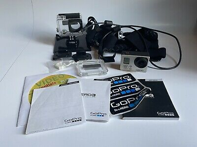 $ CDN37.75 • Buy GoPro Hero 3 And Accessories - For Parts