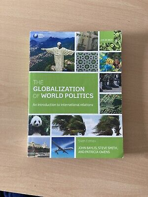 £8 • Buy The Globalization Of World Politics: An Introduction To International Relations