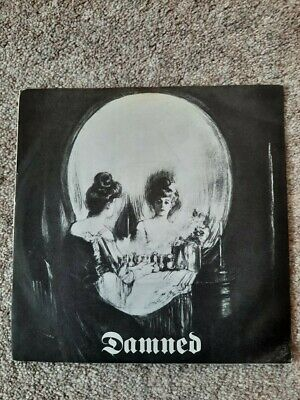 £250 • Buy The Damned - Stretcher Case Baby - 7  Vinyl Single 1977 Stiff Records Marquee